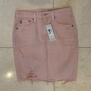 Adriano Goldschmied AG Jeans NWT $168 Sz 26 Pink